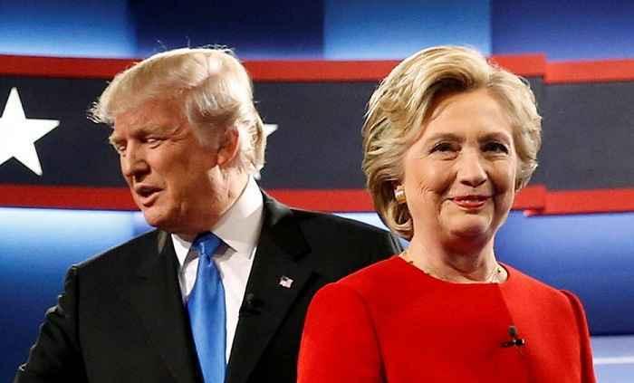 """Presidenziali Usa 2016, Hillary Clinton vince l'ultimo duello. Trump: """"Elezioni truccate"""""""