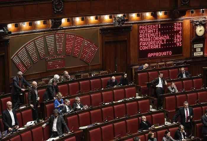 Camera, 279 voti favorevoli per telecamere in asili: ora il testo passa al Senato