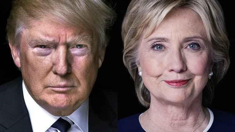 Usa 2016: Hillary Clinton in leggero vantaggio, rimonta di Trump negli Stati in bilico