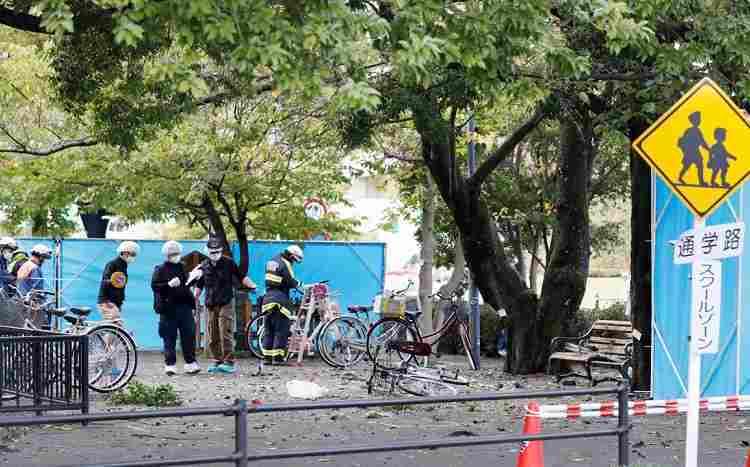 Giappone, esplosioni simultanee in un parco: un morto e tre feriti. Si pensa a un suicidio