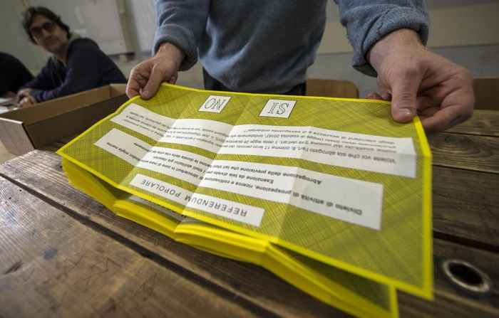 """Referendum, Tar Lazio respinge ricorso: """"Inammissibilità per difetto di giurisdizione"""""""