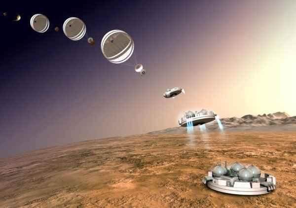 ExoMars: schianto del lander Schiaparelli. Ignote le cause. Ma missione compiuta