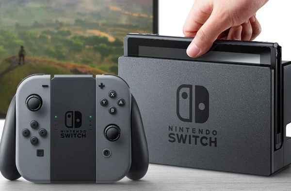 Nintendo Switch: la nuova console di casa Kyoto. Il suo debutto, primavera 2017