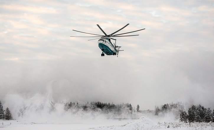 Siberia, scontro tra due elicotteri: uno dei due cade, tutti morti