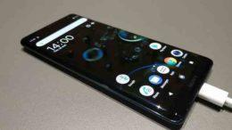Ipa 2018, presentato Sony Xperia XZ3: innovazione con schermo Oled