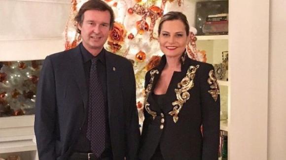 Simona Ventura e Gerò Carraro, dopo 7 anni si sono lasciati
