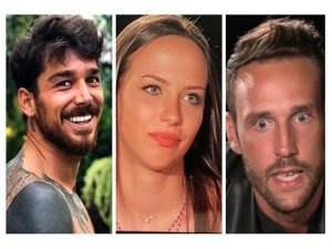 Temptation Island Vip: Alessandra Sgolastra divisa tra Andrea Zenga e Andrea Cerioli